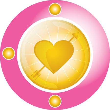 simbolo paz e amor. Amor. Este símbolo, como é